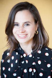Jess Carbino, in-house sociologist for the Bumble dating app, stresses the importance of the first impression.(Bumble)