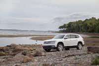 2018 Volkswagen Atlas(Volkswagen)