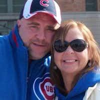 Randy Dugger and his wife, Ann(Carrollton Police Department)