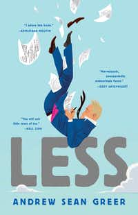 <i>Less</i>,  by Andrew Sean Greer (AP)
