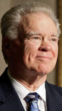 Paige Patterson lost his leadership post at the Fort Worth seminary last month.(Paul Moseley/Fort Worth Star-Telegram)