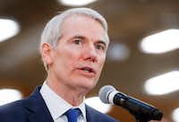 Sen. Rob Portman(John Minchillo/The Associated Press)