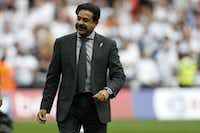 Flex-N-Gate owner Shahid Khan says he plans to add hundreds of workers at the new Grand Prairie plant.(Ian Kington/AFP/Getty Images)