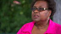 James Byrd Jr.'s sister, Clara Byrd Taylor, talks about the impact of his murder.(KXAS-TV (NBC5))