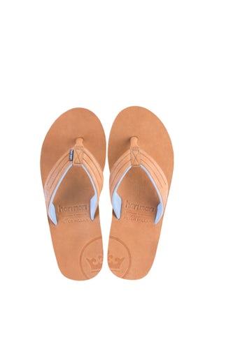 590d4dcdb88d Dallas-based flip-flop maker teamed up with menswear designer Peter Millar  for a limited-edition sandal.