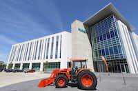 Paycom Software's new Grapevine campus will be near Kubota's North American headquarters.(Jae S. Lee/Staff Photographer)