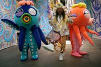 "<p><p>The Modern Art Museum of Fort Worth is featuring a show by&nbsp;<span style=""font-size: 1em; background-color: transparent;"">Takashi Murakami through Sept. 16.&nbsp;</span></p></p>(Lawrence Jenkins/Special Contributor)"