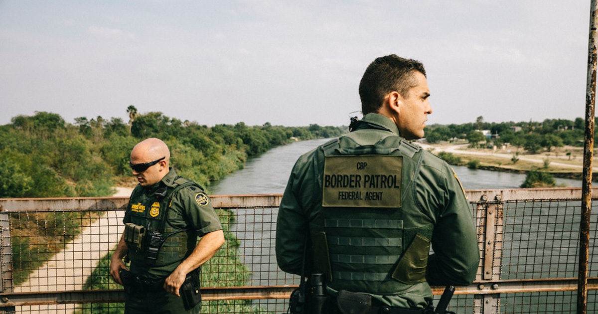 Trump ordered the Border Patrol to hire more agents, but instead