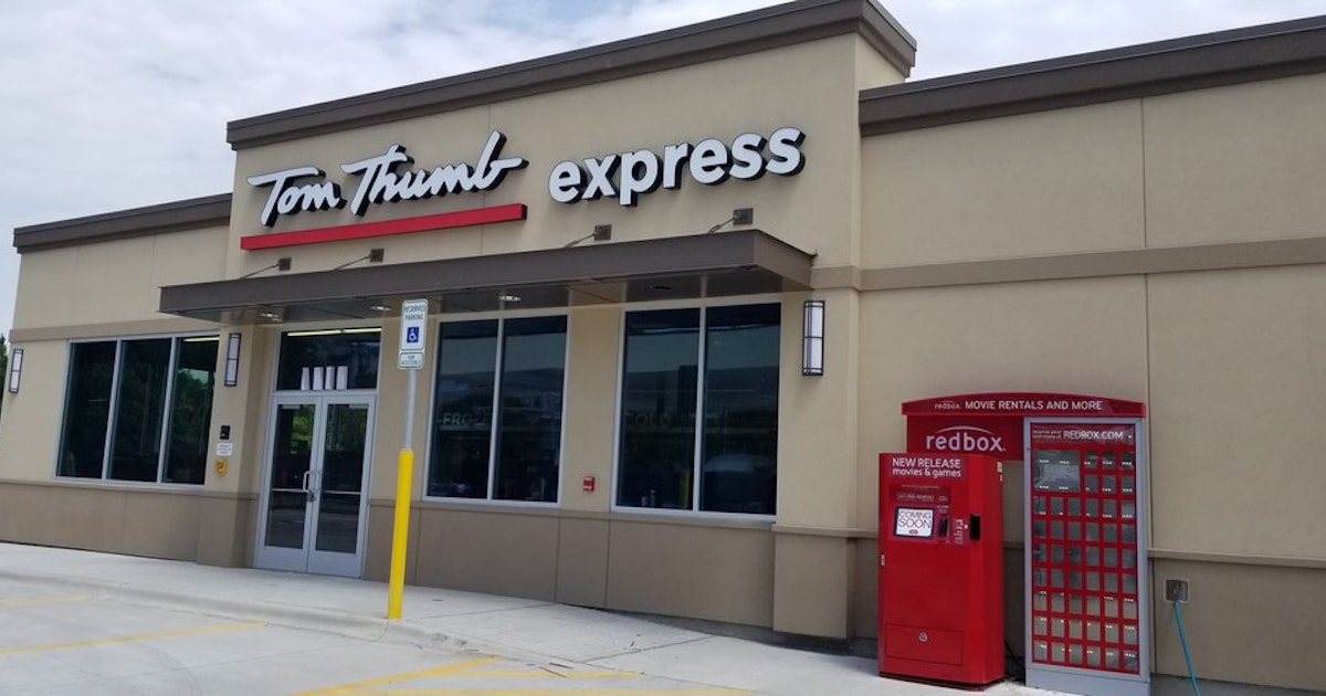 Why would Tom Thumb open a convenience store just east of downtown Dallas?    Retail   Dallas News