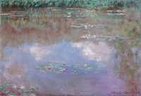 Claude Monet, French, 1840 to 1926, <i>The Water Lily Pond, 1903</i>(Dallas Museum of Art)