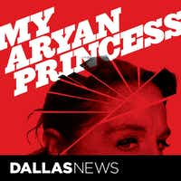 The audio adaption of 'My Aryan Princess' won Best Podcast at the Society for Features Journalism awards(Special Contributor/Rob Wilson)