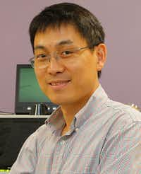 Dr. Qinghua Liu, associate professor of neuroscience at UT Southwestern(UT Southwestern Medical Center)