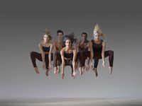The sunny, optimistic outlook of choreographer David Parsons is reflected in how much time his dancers spend in the air. Parsons Dance visits Dallas for the ninth time as part of the TITAS series.(Lois Greenfield/© 2015 Lois Greenfield)