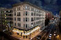 The Hotel Napoleon in Memphis, TN