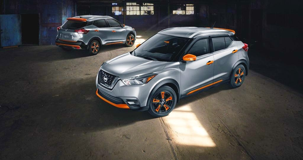 Nissan\'s sporty new Kicks offers great value and loads of style ...