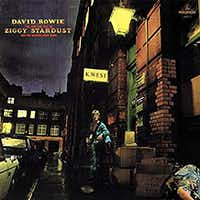 "David Bowie's album ""The Rise and Fall of Ziggy Stardust and the Spiders From Mars""(Amazon)"