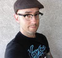 Jason Heller, author of<i>Strange Stars</i>.(Melville House/Melville House)
