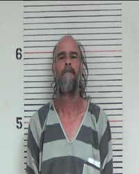 Timothy Earl Freasier(Parker County Jail)