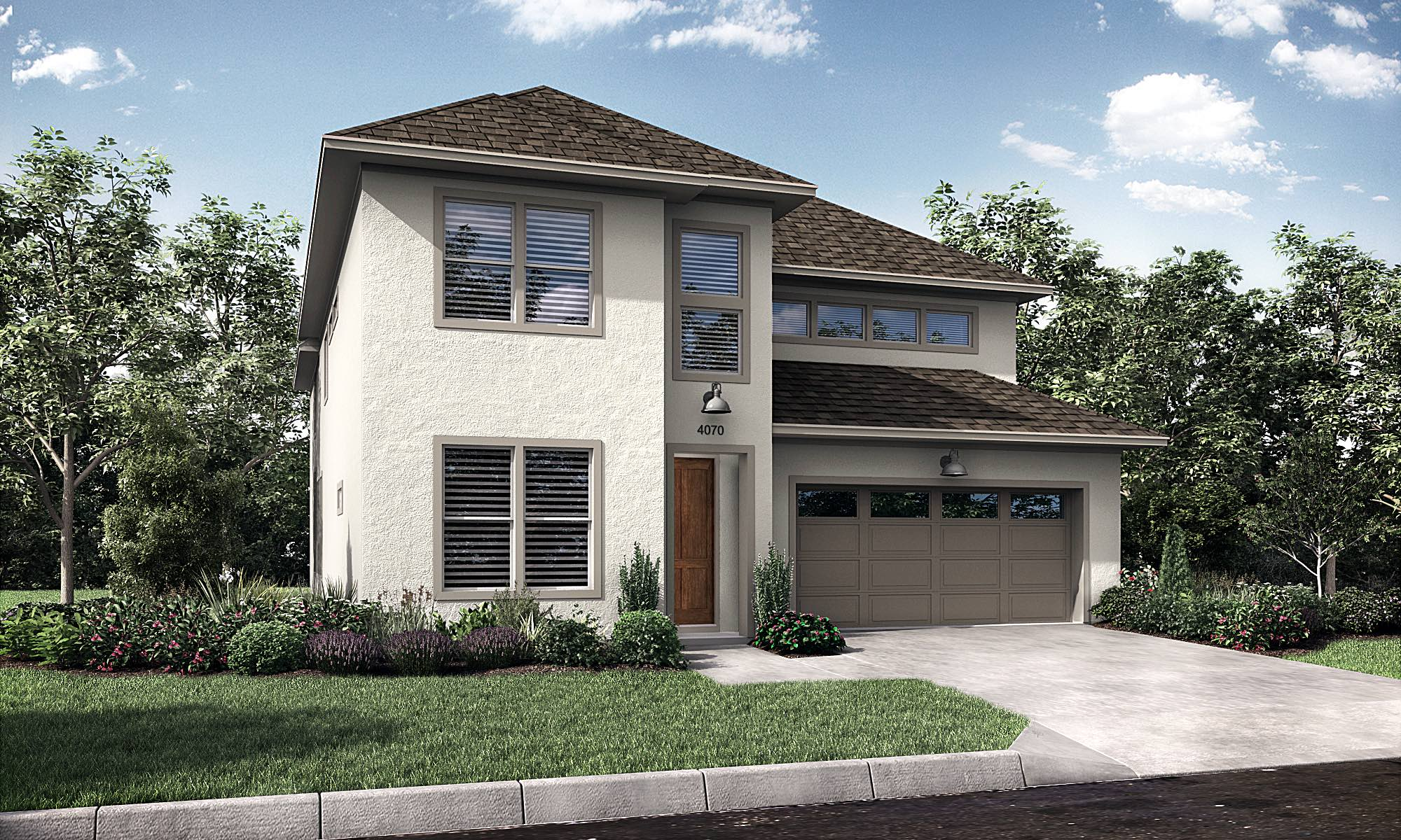 Stonegate Community In Irving Debuts Luxury Homes Costing 500k And