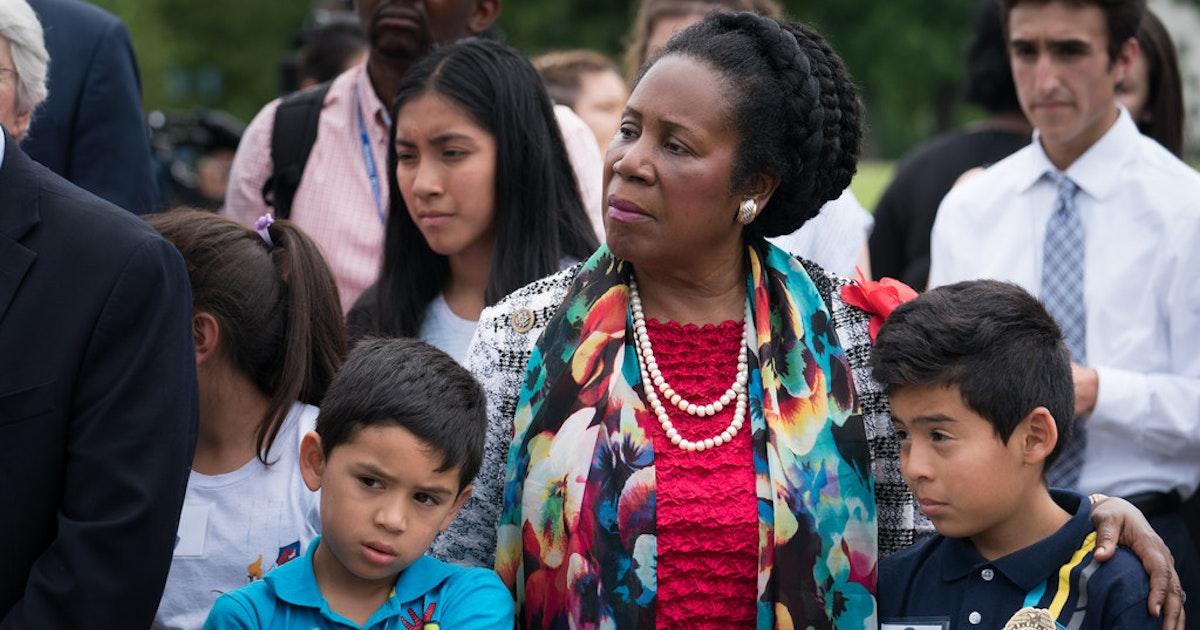 Texas Democrats in Congress say Trump's executive order halting family separations isn't enough   Politics   Dallas News