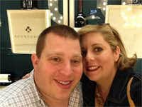 Bradley and Amy Harris, shown in this undated photo from Facebook, were among 16 people indicted in a $60 million Medicare fraud scheme. Bradley Harris was the owner and operator of Novus Health Services and Optim Health Services. Amy Harris was co-founder of Novus and its vice president of patient services. The Frisco couple were married in 2013, according to the indictment.(Courtesy Facebook/Courtesy Facebook)