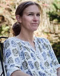 <i>Elizabeth H. Winthrop</i>, author of<i> The Mercy Seat</i>.(Meagan Reilly/Grove)