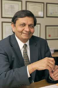 "<p><span style=""font-size: 1em; background-color: transparent;"">Dr. Madhukar Trivedi is director of the Center for Depression Research and Clinical Care at UT Southwestern. (UT Southwestern Medical Center)</span></p>"