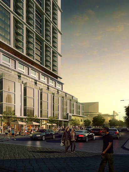 Japanese And Florida Builders Team Up For New Downtown Dallas