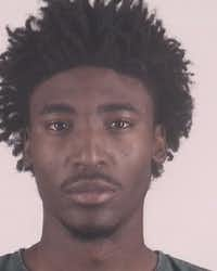 "<p><span style=""font-size: 1em; background-color: transparent;"">Derwayne Harvey, 19, remains in the Tarrant County Jail with bail set at $49,500.</span></p>(Tarrant County Jail)"