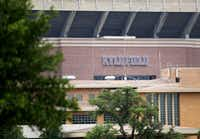 Kyle Field on the campus of Texas A&M in College Station(Rose Baca/Staff Photographer)