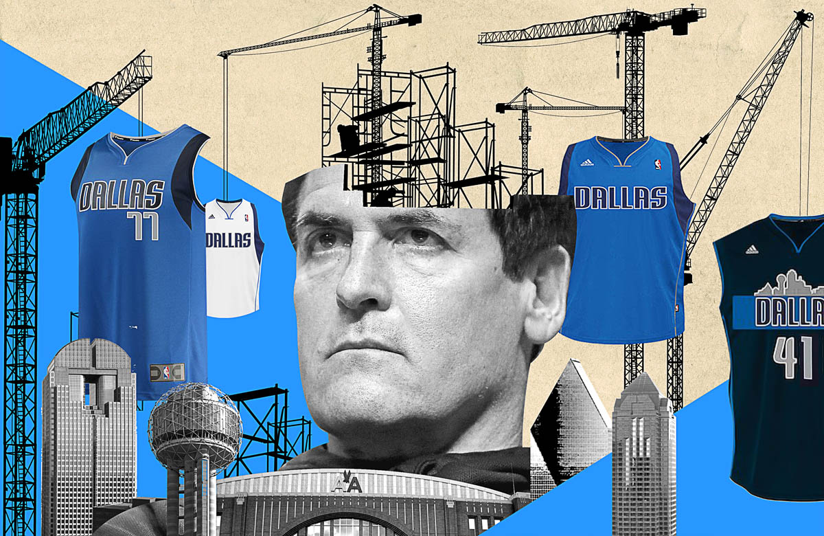 9f45155e3dc Dear Mark Cuban: A new Mavs era means it's time for new uniforms | Design |  Dallas News