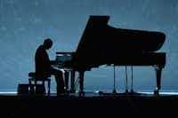 Ludovico Einaudi performs in Milan, Italy in 2014.(Tullio M. Puglia/Getty Images)