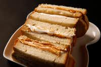 Peanut butter marshmallow creme sandwiches(Vernon Bryant/Staff Photographer)