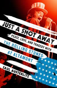 <i> Just a Shot Away</i>, by Saul Austerlitz(Thomas Dunne Books/ )