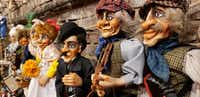 "<p></p><p>The Czech Republic is known for its quality puppets, such as these at a store in the Old Town of&nbsp;<span style=""font-size: 1em; background-color: transparent;"">Č</span><span style=""font-size: 1em; background-color: transparent;"">eský Krumlov</span><span style=""font-size: 1em; background-color: transparent;"">. The city has two puppet-related museums.</span></p><p></p>(Travis Pinson/Special Contributor)"