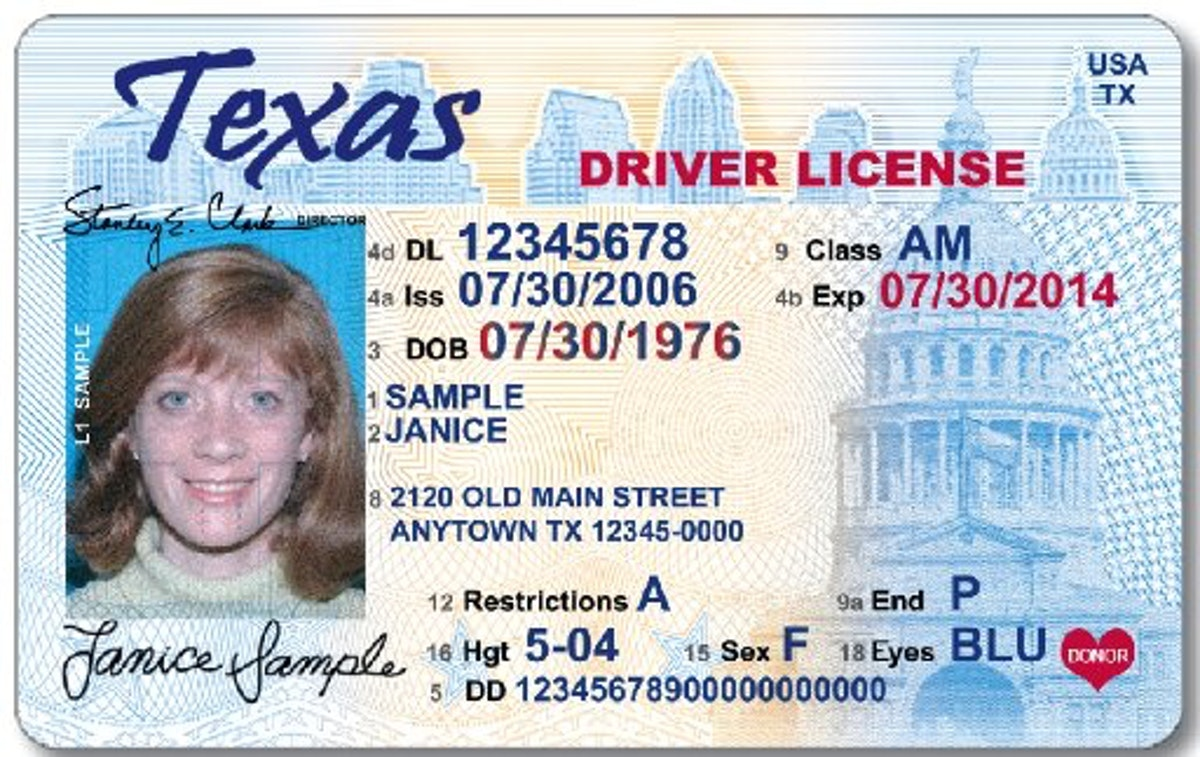 can immigrants living in the u.s. illegally get a texas driver's