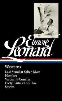 <i>Elmore Leonard: Westerns</i>, from Library of America(Library of America)