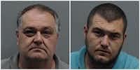 Charles Edward Lennon, Jr. and Charles Edward Lennon III(Smith County Jail)