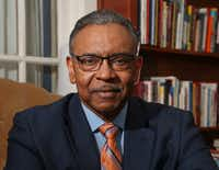 Former Richardson ISD school board member David Tyson Jr.(Ron Baselice/Staff Photographer)