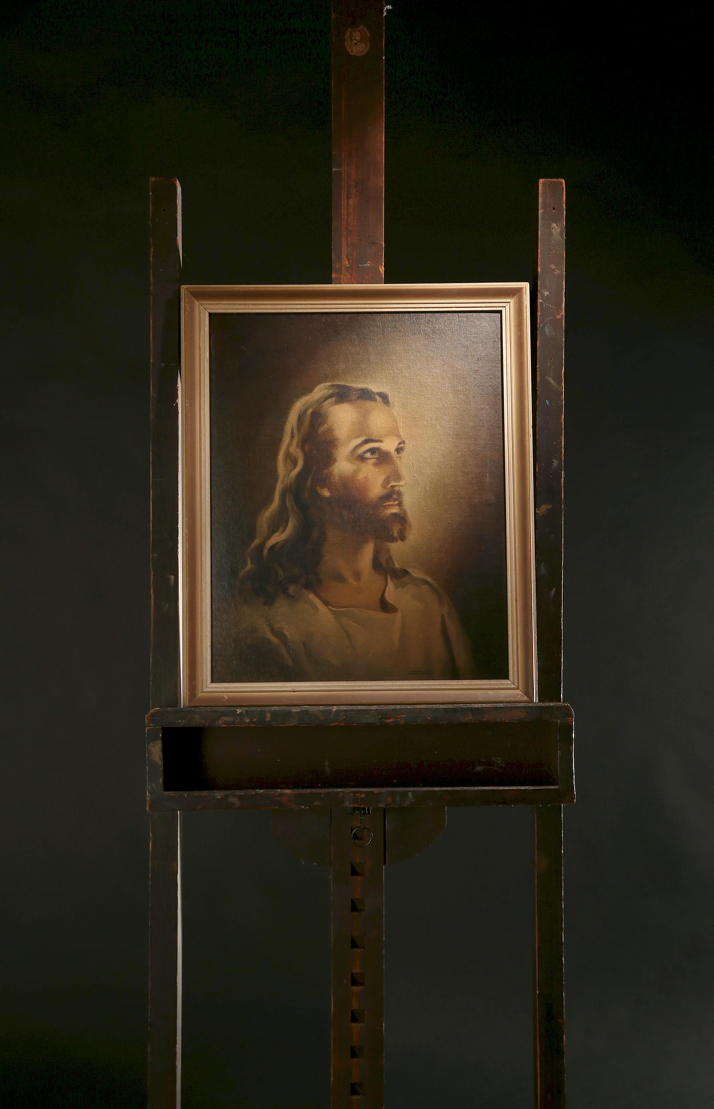 Much-beloved, much-maligned 'Head of Christ' has graced many walls — and now a Dallas museum