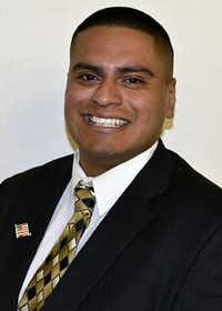 Grand Prairie ISD board member David Espinosa(Grand Prairie ISD/Grand Prairie ISD)