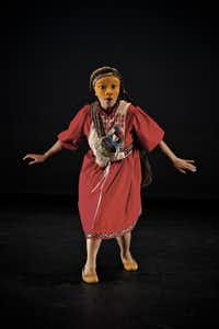 """<p><i>Tina's Journey</i>, first presented in 2011 by Cara Mia Theatre Company in collaboration with the Laboratorio de la M<span style=""""font-size: 1em; background-color: transparent;"""">á</span><span style=""""font-size: 1em; background-color: transparent;"""">scara (Mask Laboratory) from Mexico City. Cara Mia Theatre Company will co-present the show again from Nov. 15-Dec. 2 at the Latino Cultural Center.</span></p>(Fabian Aguirre)"""
