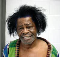 This mug shot provided by the  Aiken County Sheriff's Office shows singer James Brown, who was arrested January 28, 2004 and charged with criminal domestic violence. (Getty Images/Getty Images)