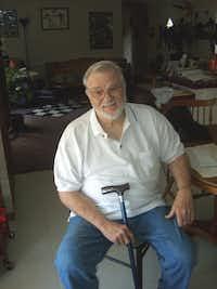 Jay Milner, the author of <i>Incident at Ashton</i>.(Courtesy family of Jay Milner)