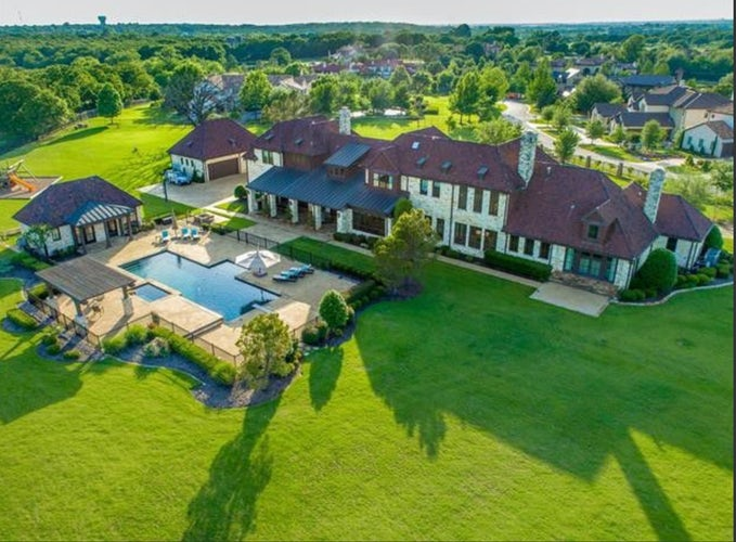 Dallas Auto Show >> Glenn Beck's Westlake estate is up for grabs with a $5.9 million price tag | Real Estate ...