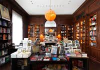 The Neue Galerie's bookstore is located in the mansion's former library.(Courtesy/<p>Neue Galerie</p>)