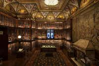 The Morgan Library and Museum offers historical manuscripts and an architectural wow factor. (The New York Times/2010 File Photo)