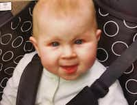 Six-month-old Fern Thedford died of heat stroke on June 21, 2016, after she was left alone for hours in the family's minivan parked in the driveway of their Melissa home. (Courtesy photo/Courtesy photo)
