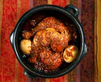 Ethiopian Chicken Stew (Jae S. Lee/Staff Photographer)
