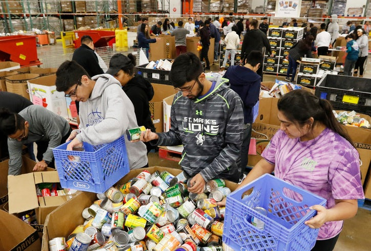 North Texas Food Banks New Facility Hopes To Be A Hub For A Fresh